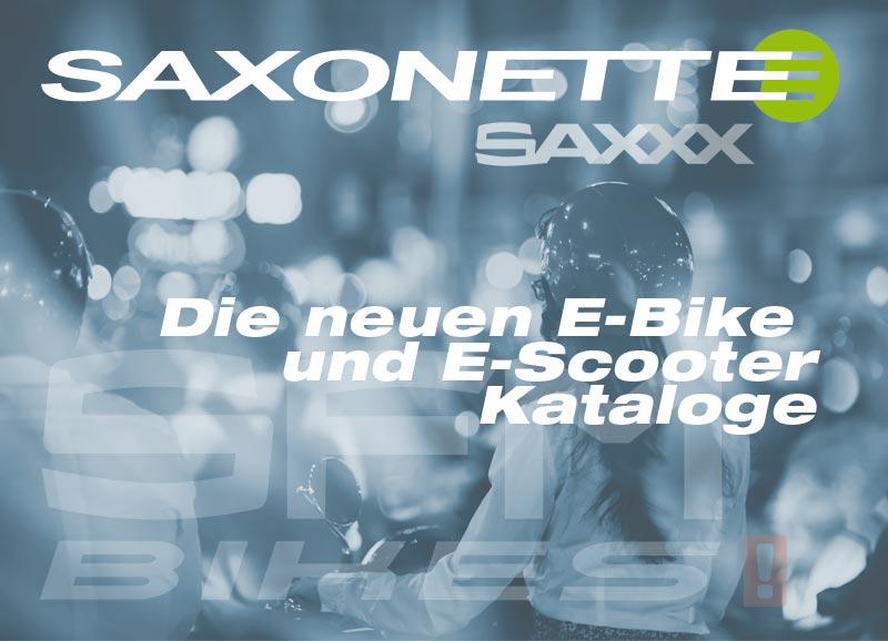 E-Bike E-Scooter Kataloge