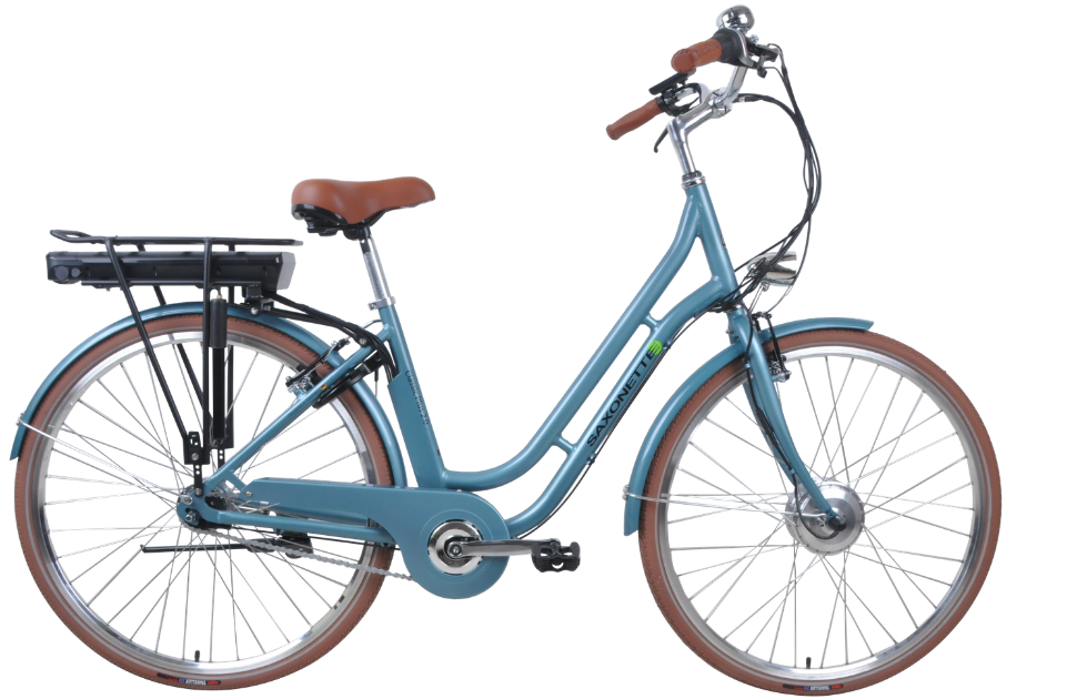 E-Bike Saxonette Classic Plus